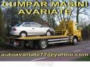cumpar auto avariate,daune totale,epave,accidentate
